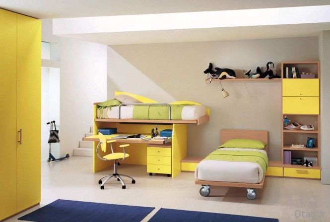 14-Yellow-bedroom-665x448