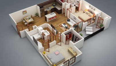 2-bedroom-bath-attached-house-plans (1)