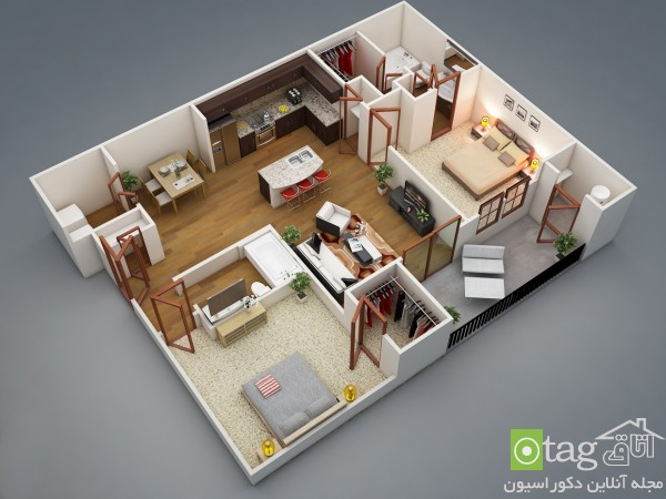 2-bedroom-bath-attached-house-plans (2)