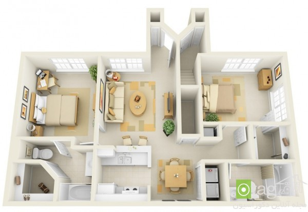 2-bedroom-bath-attached-house-plans (4)