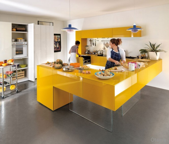 21-Yellow-Kitchen-665x566