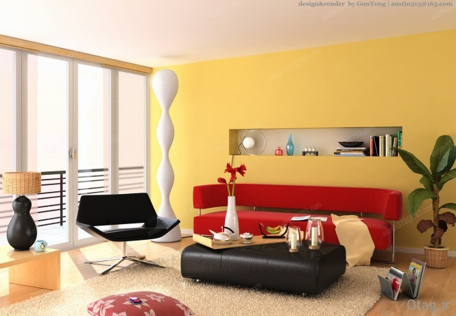 29-Yellow-Red-Living-Room-665x461