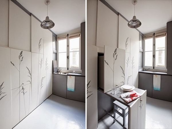8-sqm-Parisian-Apartment-with-Hidden-Facilities (3)