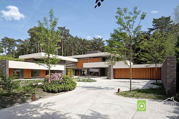 Beautiful-exterior-and-interior-of-the-villa-in-netherland (3)