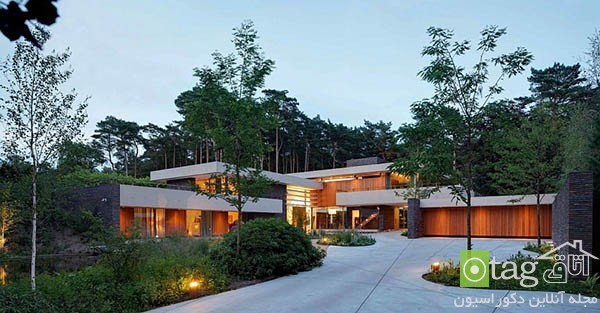 Beautiful-exterior-and-interior-of-the-villa-in-netherland (4)