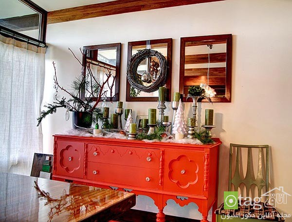 Beautiful-orange-in-dining-room-decoration (10)