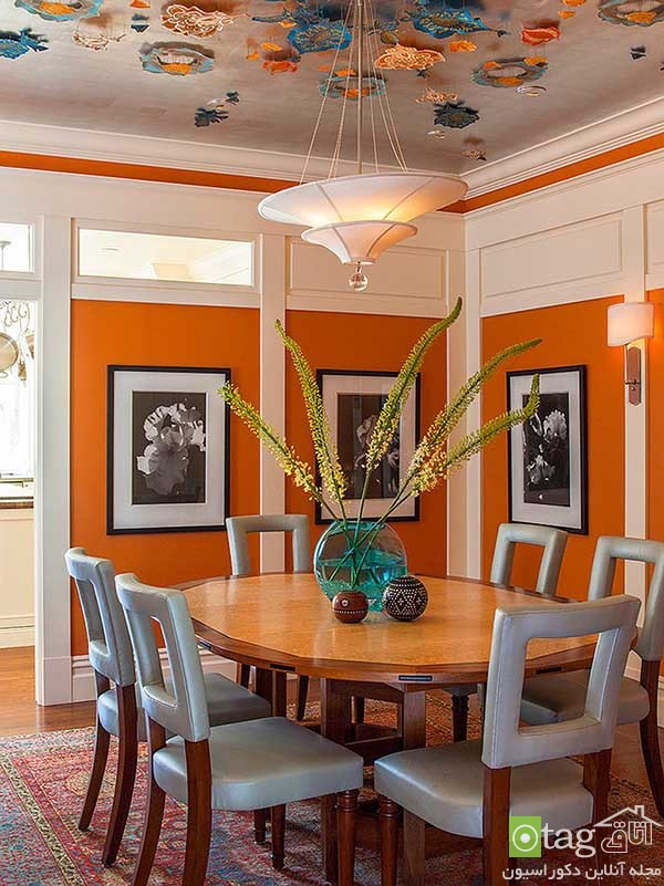 Beautiful-orange-in-dining-room-decoration (12)