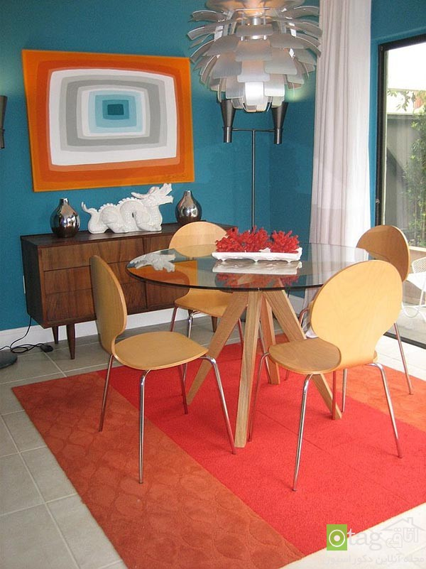 Beautiful-orange-in-dining-room-decoration (17)