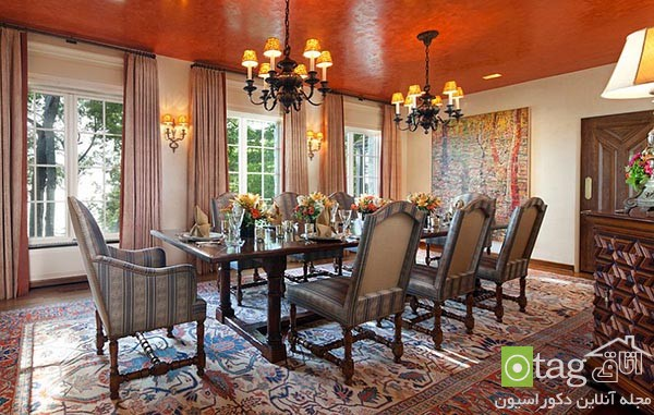 Beautiful-orange-in-dining-room-decoration (21)
