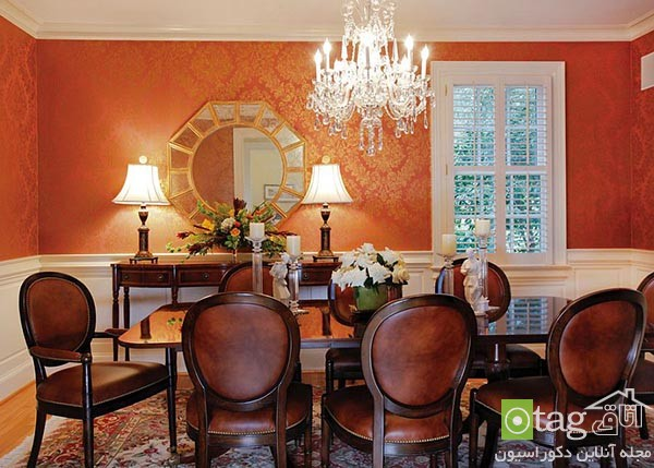 Beautiful-orange-in-dining-room-decoration (23)