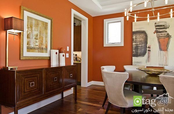 Beautiful-orange-in-dining-room-decoration (24)