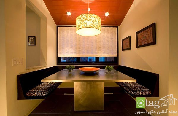 Beautiful-orange-in-dining-room-decoration (6)