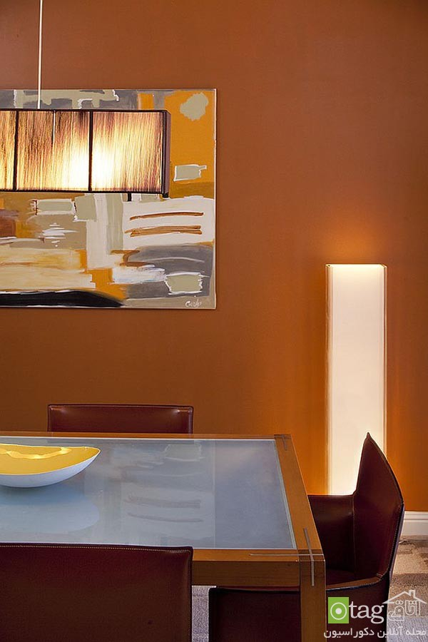 Beautiful-orange-in-dining-room-decoration (9)