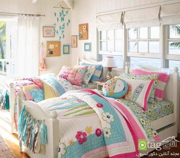Bedding-for-Girls-design-ideas (4)