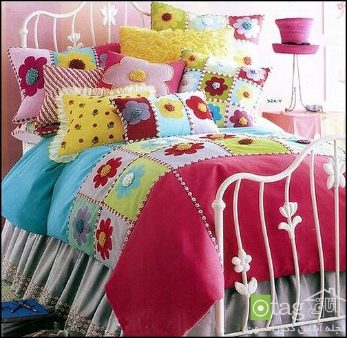 Bedding-for-Girls-design-ideas (8)