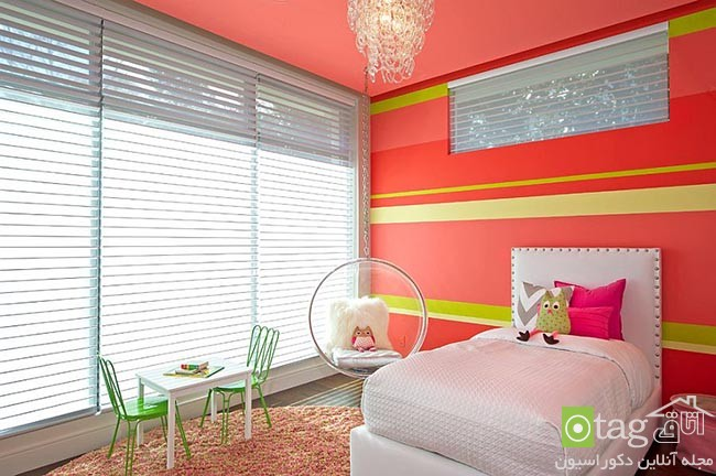 Cheerful-and-chic-kids-room-with-red-accent (1)