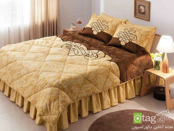Chic-bedspread-design ideas (13)
