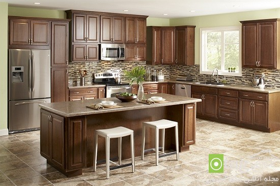 Classic-Wood-Cabinets-in-Kitchen-Ideas (13)