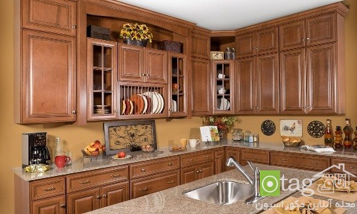 Classic-Wood-Cabinets-in-Kitchen-Ideas (14)