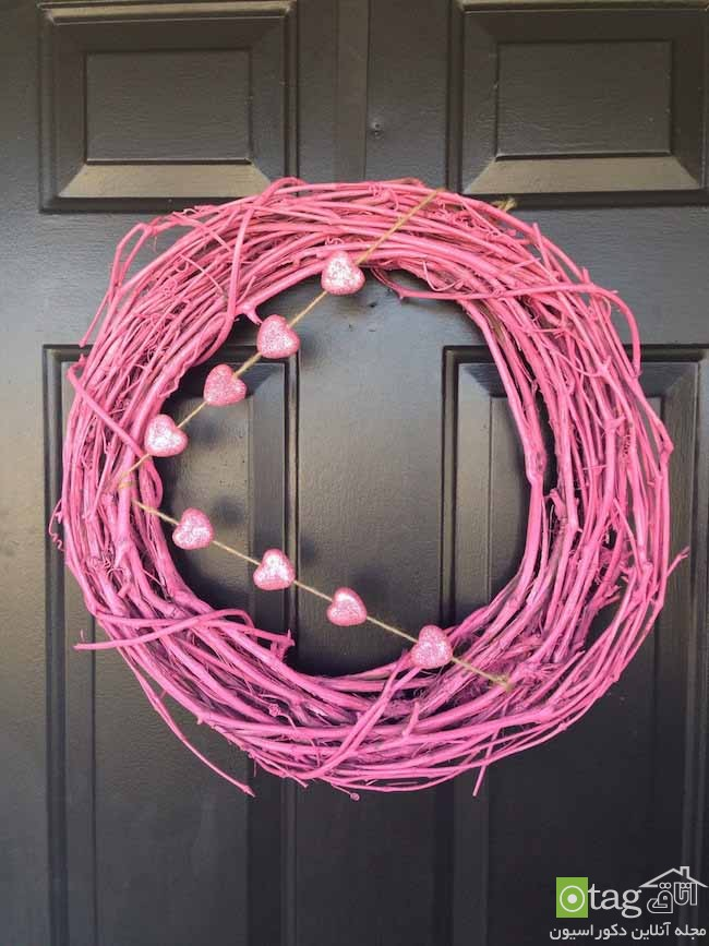 Colorful-Valentines-Day-wreath-design-ideas (13)
