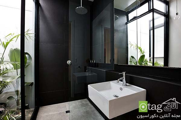 Contemporary-bathroom-in-shades-of-black (11)