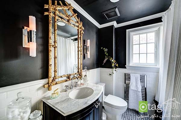 Contemporary-bathroom-in-shades-of-black (17)
