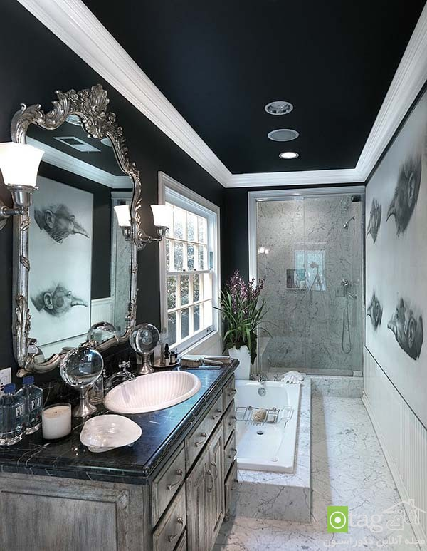 Contemporary-bathroom-in-shades-of-black (3)