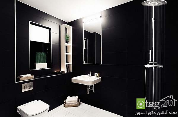 Contemporary-bathroom-in-shades-of-black (6)