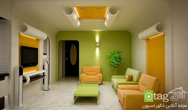 Contemporary-living-room-with-shades-of-green (3)