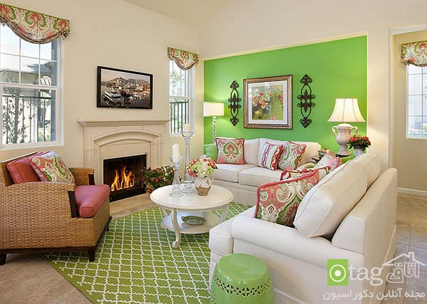 Contemporary-living-room-with-shades-of-green (5)