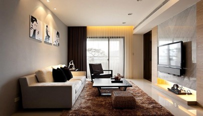 small living hall interior design ideas