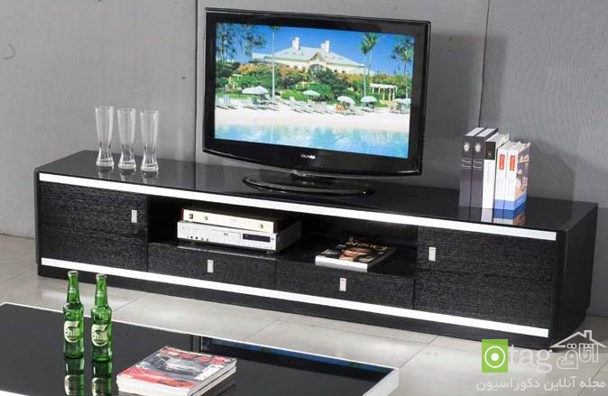 MDF-With-Wooden-TV-Table (1)