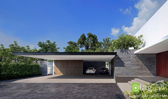 Modern-Home-Layouts-with-pool-in -courtyard (13)