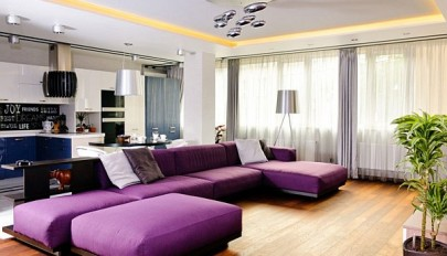 Modern-apartment-with-purple-theme (5)