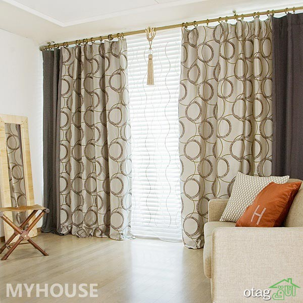MyHouse_curtain_Polaryarn_brown