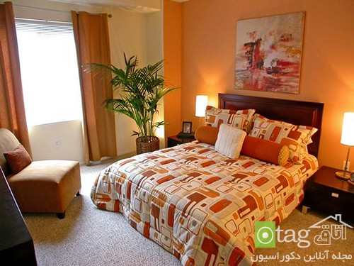 Orange-Bedroom-design-ideas (15)