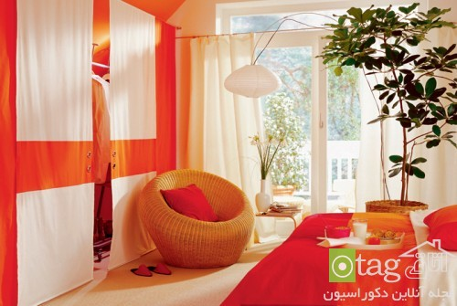 Orange-Bedroom-design-ideas (16)