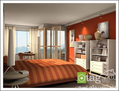Orange-Bedroom-design-ideas (5)