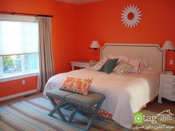 Orange-Bedroom-design-ideas (9)
