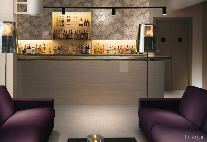 Purple-white-lounge-bar-patterned-wall-tile-665x456