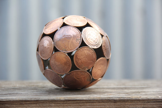 Sculptures-Made-By-Using-Keys-and-Coins (13)