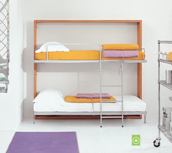 Small-Apartment-Bedroom-Design-with-Folding-Beds (10)