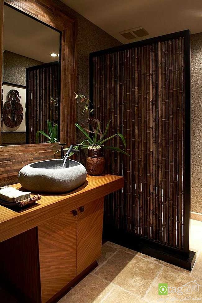 Tropical-style-powder-room-design-ideas (10)