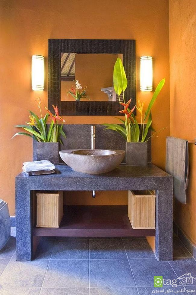 Tropical-style-powder-room-design-ideas (9)