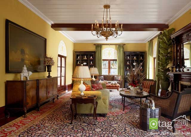amazing-interior-decorating-with-antique-carpets-and-rugs (15)