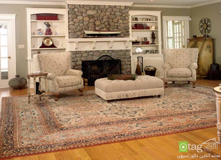 amazing-interior-decorating-with-antique-carpets-and-rugs (7)