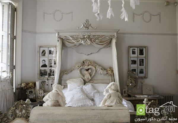 bedroom-designs-with-crown-molding-beds (12)