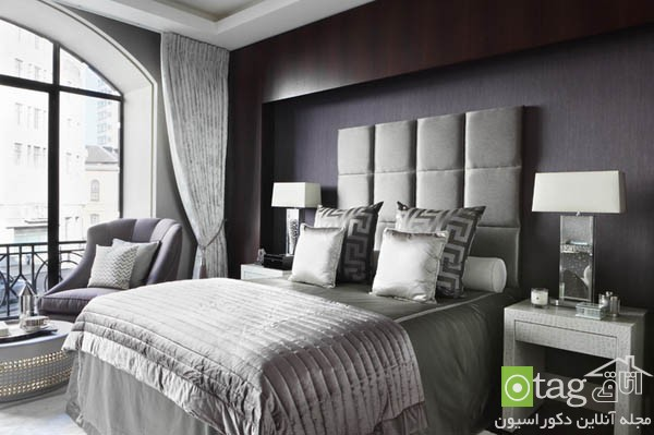 bedroom-designs-with-silver-shades (8)