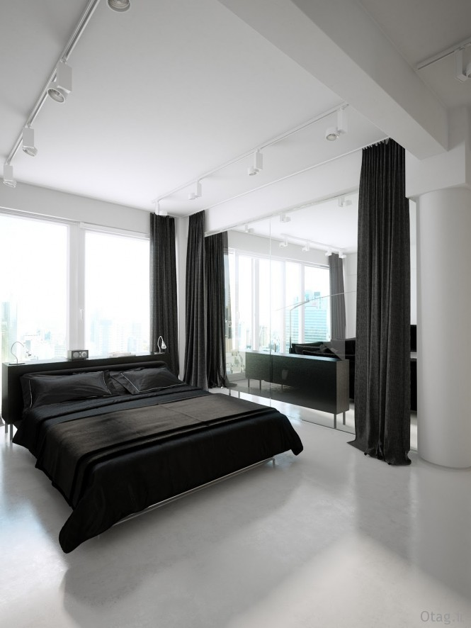 black-and-white-home-decor (7)
