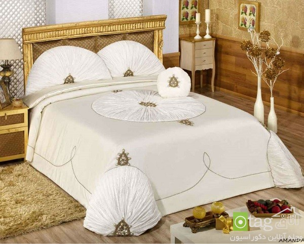 bride-bedspread-design-ideas